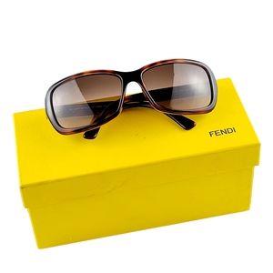 Fendi FS5071R Brown Sunglasses